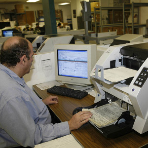 Outsourced Document Scanning